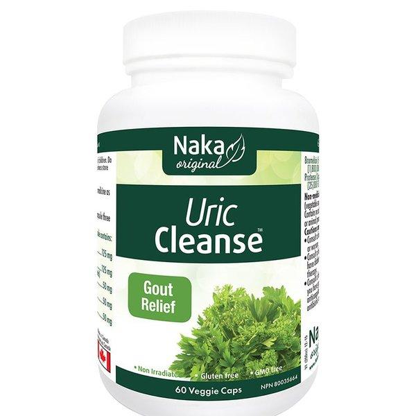 Naka Herbs Naka Uric Cleanse 60 vcaps