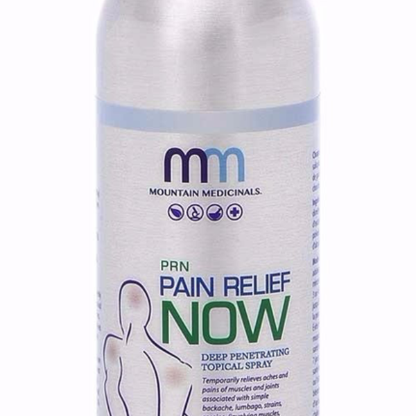 Mountain Medicinals Mountain Medicinals Pain Relief Now 250ml Spray