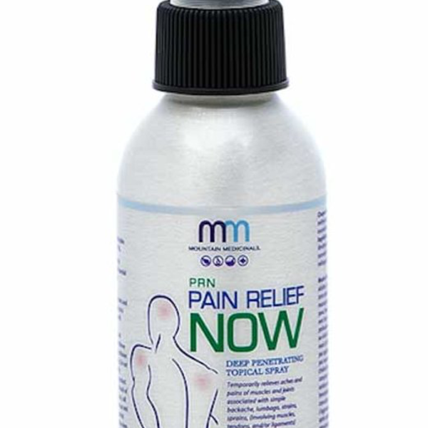 Mountain Medicinals Mountain Medicinals Pain Relief Now 120ml Spray