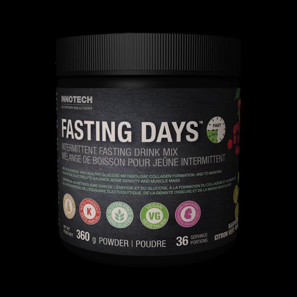 InnoTech Innotech Fasting Days Raspberry Lime 360g