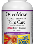 Natural Factors Natural Factors OsteoMove Extra Strength Joint Care 240 tabs