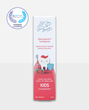 Green Beaver Green Beaver Naturapeutic Toothpaste Kids Strawberry 100g