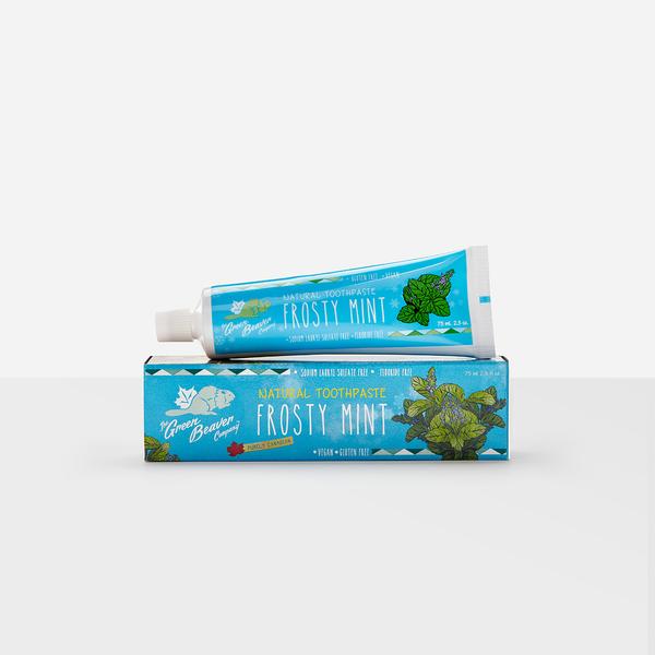 Green Beaver Green Beaver Frosty Mint Toothpaste 75 ml
