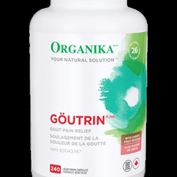 Organika Organika Goutrin 390mg 240 cap
