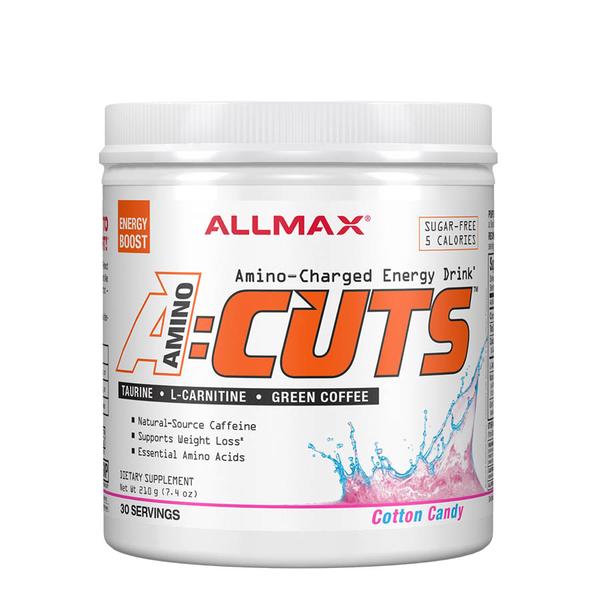 Allmax Nutrition Allmax A-Cuts Cotton Candy 252g