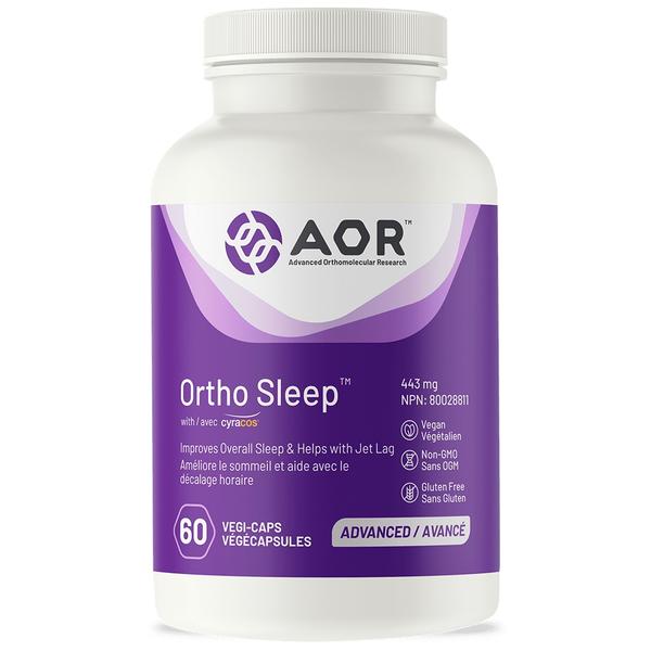 AOR AOR Ortho Sleep 443mg 60 vcaps
