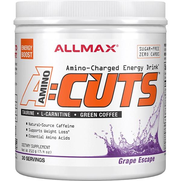 Allmax Nutrition Allmax A-Cuts Grape Escape 252g