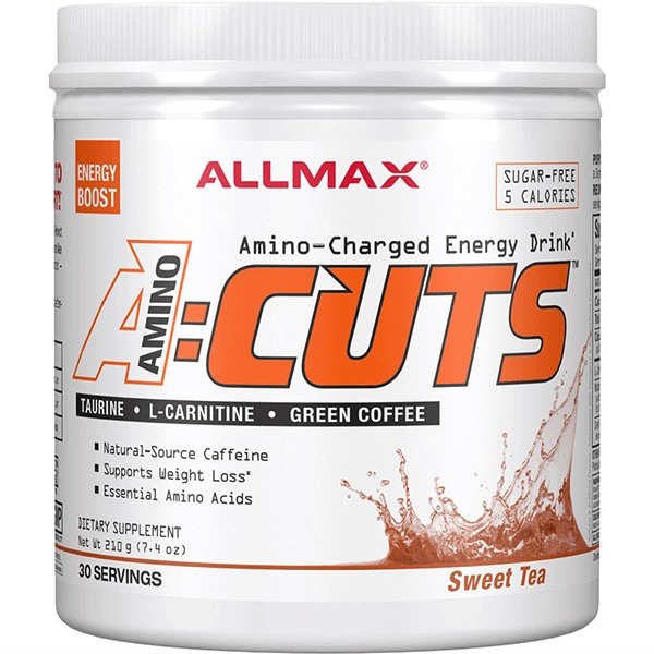 Allmax Nutrition Allmax A-Cuts Sweet Tea 252 g