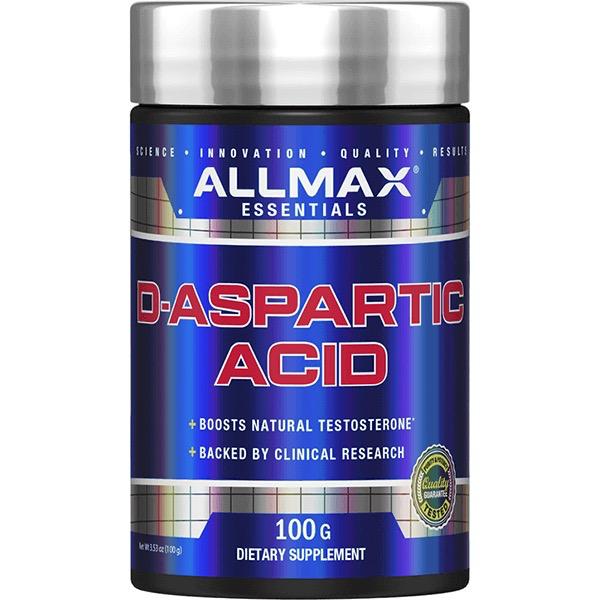 Allmax Nutrition Allmax D-Asparic Acid 100g