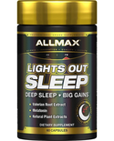 Allmax Nutrition Allmax Lights Out 60 caps