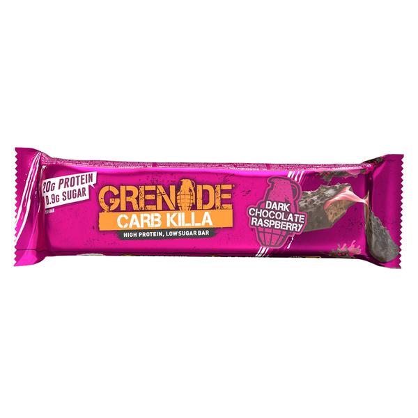 Grenade Carb Killa Grenade Carb Killa Dark Chocolate Raspberry 60g
