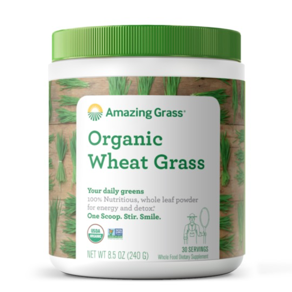 Amazing Grass Amazing Grass Organic Wheat Grass Powder 240g