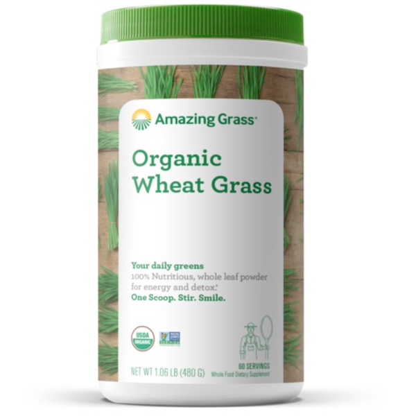 Amazing Grass Amazing Grass Organic Wheat Grass Powder 480 g