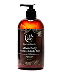 Back to Earth Back To Earth Moon Baby Shampoo & Body Wash 473ml