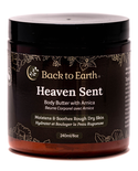 Back to Earth Back To Earth Heaven Sent Body Butter with Arnica 240ml