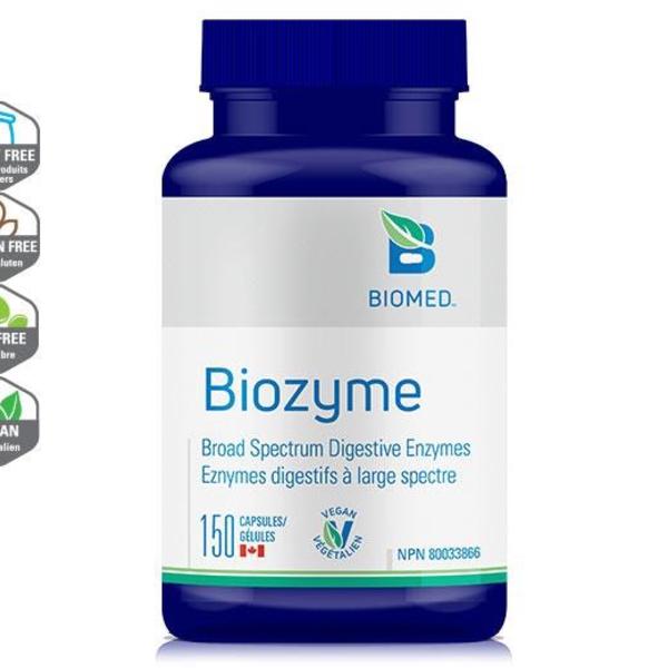 Biomed Biomed Biozyme 150 Caps