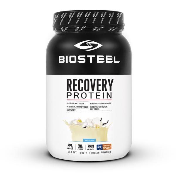 Biosteel Biosteel Advanced Recovery Formula Vanilla 3lb