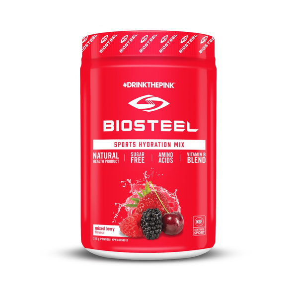 Biosteel Biosteel Sports Hydration Mix Mixed Berry 315g