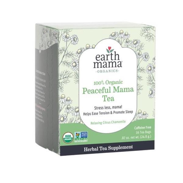 Earth Mama Earth Mama Peaceful Mama Tea 16 bags