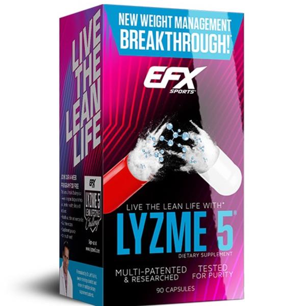 EFX EFX Sports Lyzme 5 90 caps