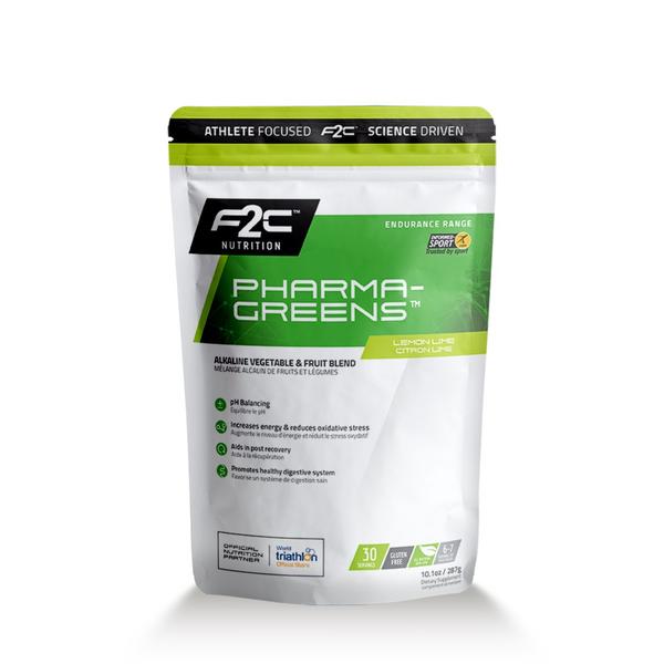 F2C F2C Pharma Greens Lemon Lime 287g
