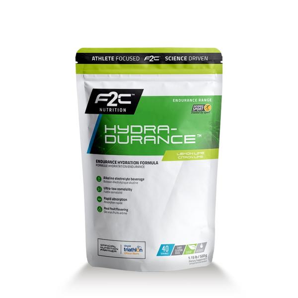 F2C F2C Hydra Durance Lemon Lime 520g