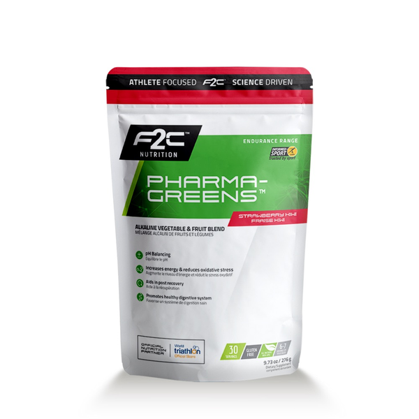 F2C F2C Pharma Greens Strawberry-Kiwi 276g