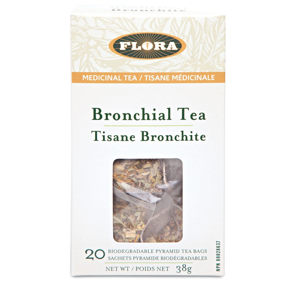 Flora Flora Herbal Tea Bronchial 20 bags