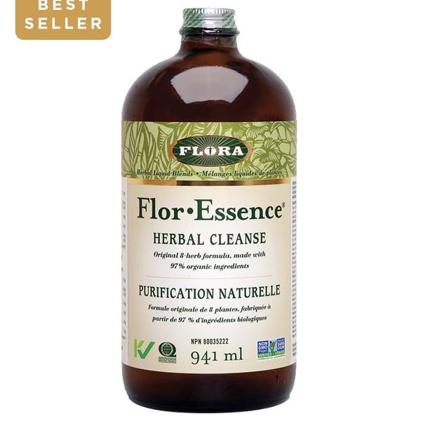 Flora Flora Flor·Essence Herbal Cleanse 946ml