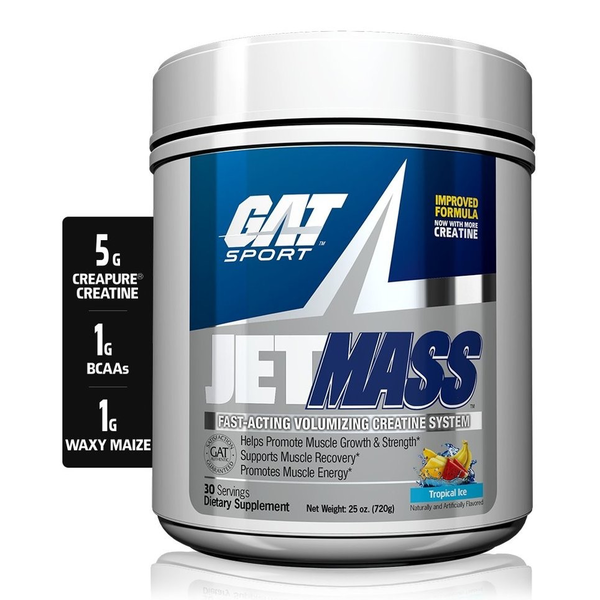 GAT GAT JetMass Tropical Ice 820g