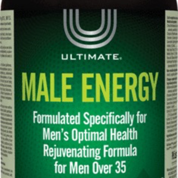 Ultimate Ultimate Male Energy 120 caps
