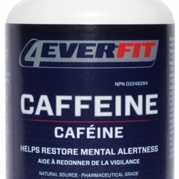 4EverFit 4EverFit Caffeine 200 mg 100 tabs