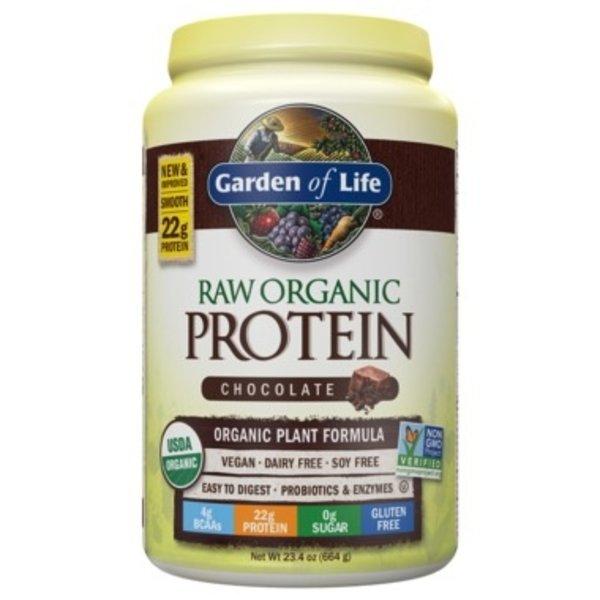 Garden of Life Garden of Life Raw Organic Protein Chocolate 660g