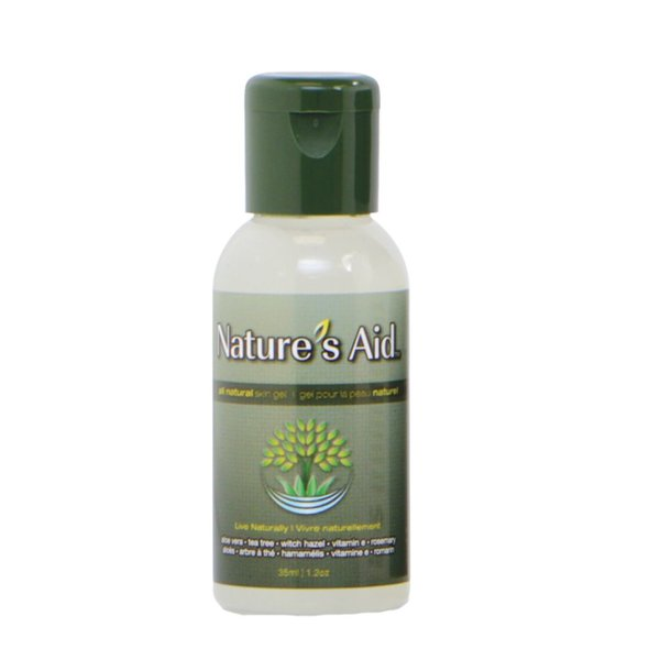 Natures Aid All-Natural Skin Gel 35ml