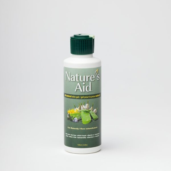 Natures Aid All-Natural Skin Gel 125ml