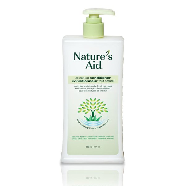 Natures Aid Natural Conditioner 360ml