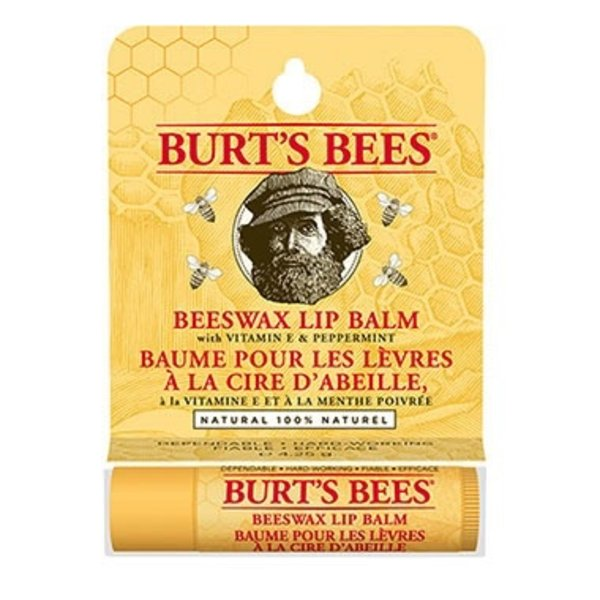 Burts Bees Burt's Bees Lip Balm Beeswax