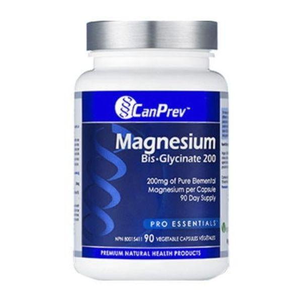 CanPrev CanPrev Magnesium Bis-Glycinate 200mg 120 VCap