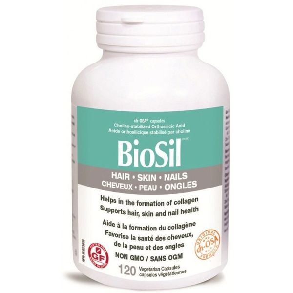 BioSil BioSil Beauty- Bones- Joints 120 vcaps