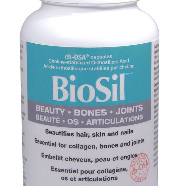 BioSil BioSil Beauty-Bones-Joints 90 vcaps