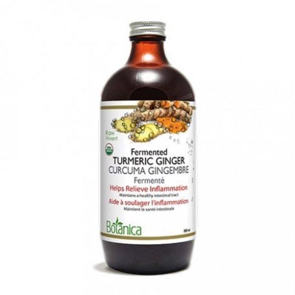 Botanica Botanica Daily Anti-Inflammatory Shot - Fermented Turmeric 250ml
