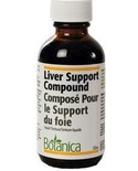 Botanica Botanica Liver Support Compound 50ml