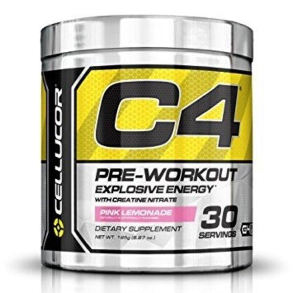Cellucor Cellucor C4 Original 4 Pink Lemonade 30 servings