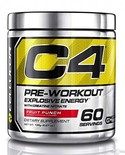 Cellucor Cellucor C4 Original Fruit Punch 60 servings