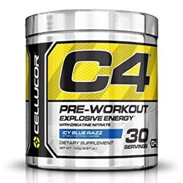 Cellucor Cellucor C4 Original Blue Raspberry 30 servings