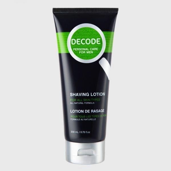 Decode Decode for Men Shaving Lotion 200ml