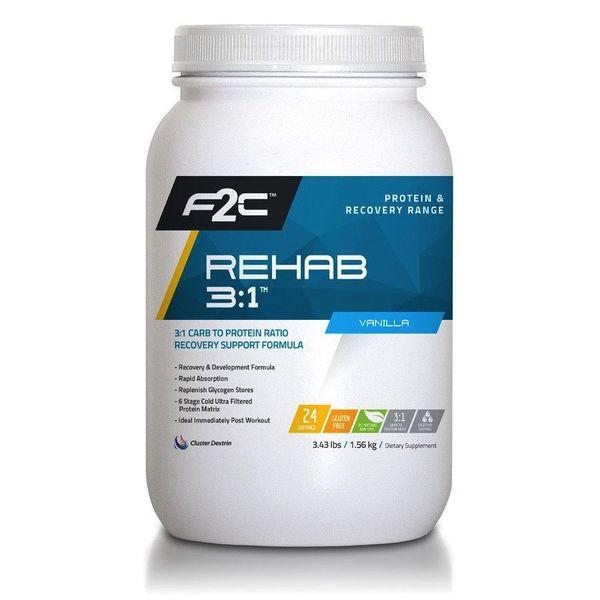 F2C F2C Rehab 3:1 Vanilla 3.43lb