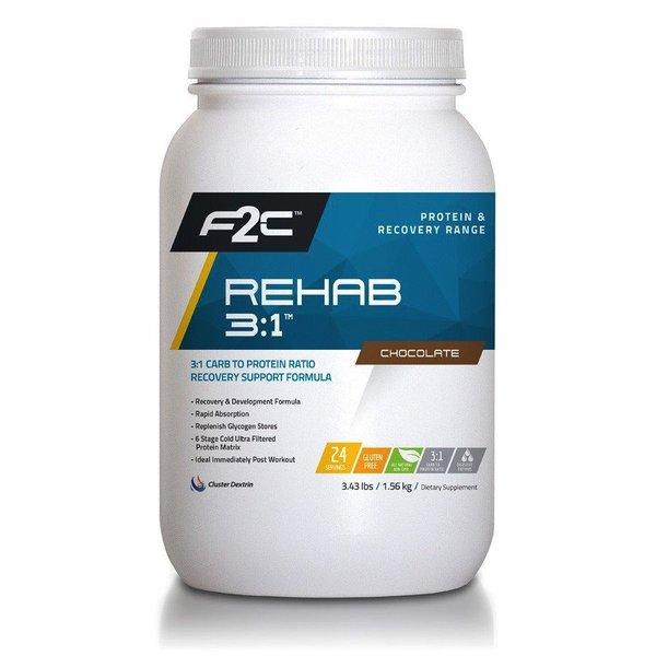 F2C F2C Rehab 3:1 Chocolate 3.43lb