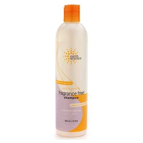Earth Science Earth Science Fragrance Free Shampoo 355ml