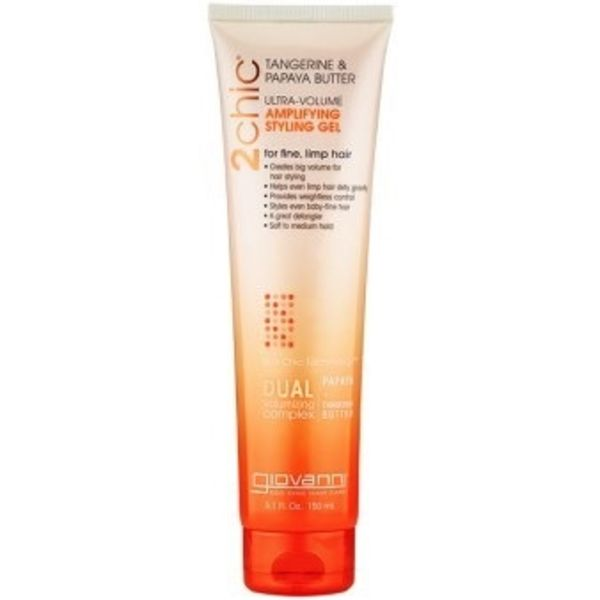 Giovanni Giovanni 2Chic Ultra-Volume Amplifying Gel Tangerine & Papaya 150ml